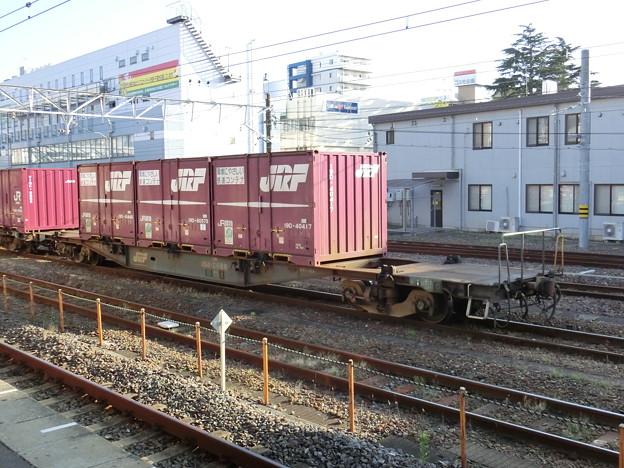 JR貨物:コキ104形-03