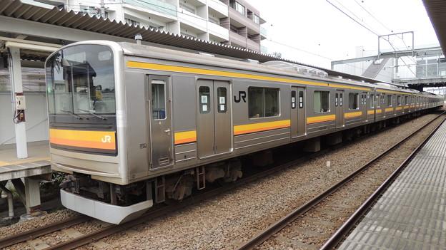 JR東日本:205系1200番台(46)-01
