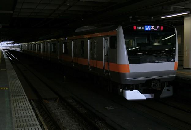 JR東日本:E233系0番台(T36)-01