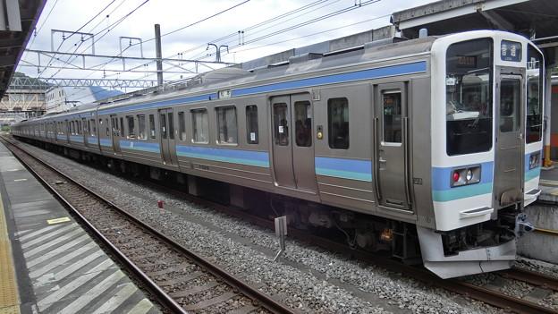 JR東日本:211系0番台(N606)-01