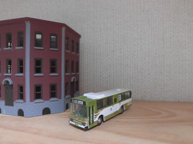 バスコレ-020(広電バス)