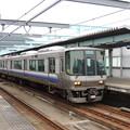 写真: JR西日本:223系(HE427)-02