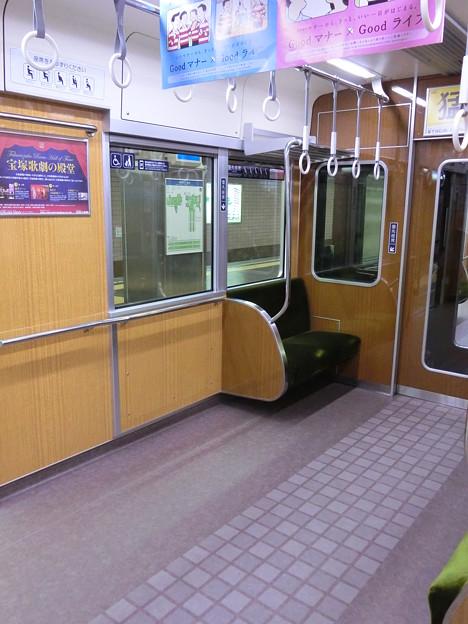 阪急:1000系(車内)-02