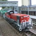 模型:JR貨物DD51形-01