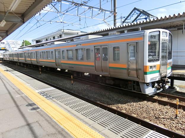 JR東海:211系5000番台(LL8)-02
