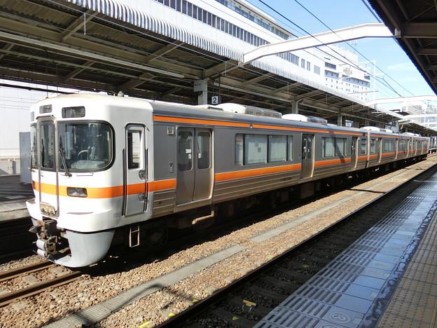 JR東海:313系(T5)-01