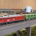 模型:JR貨物EF510形とコキ107形-01