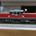 模型:JR貨物DD51形-02