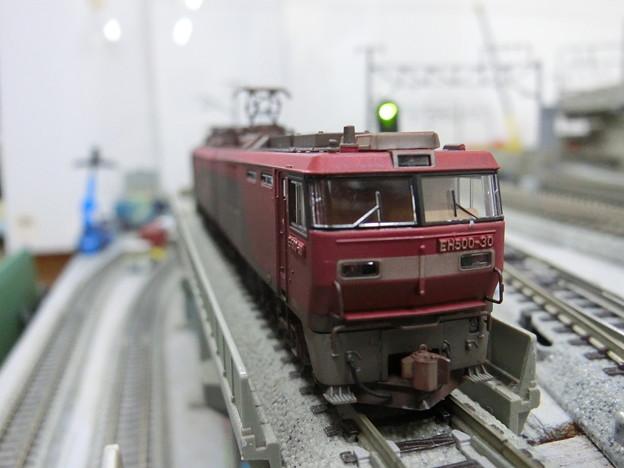 模型:JR貨物EH500形-01