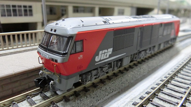 模型:JR貨物DF200形-01