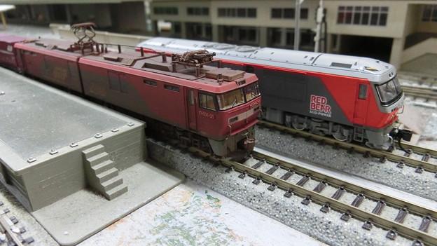 模型:EH500形とDF200形-01