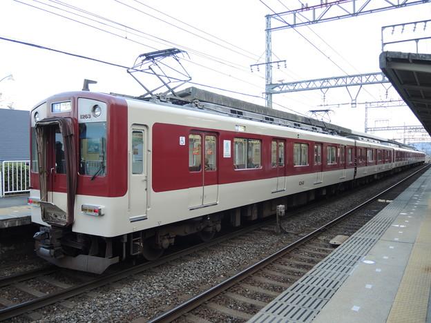近鉄:1252系(1263F)・8600系(8614F)-02
