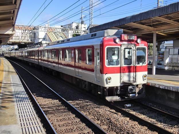 近鉄:8600系(8605F)・9020系(9022F)-01