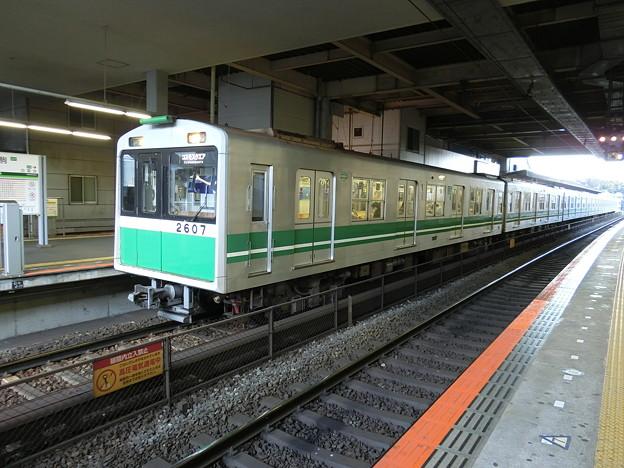 大阪市交通局:20系(2607F)-02