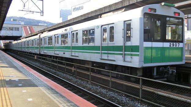 大阪市交通局:20系(2607F)-03