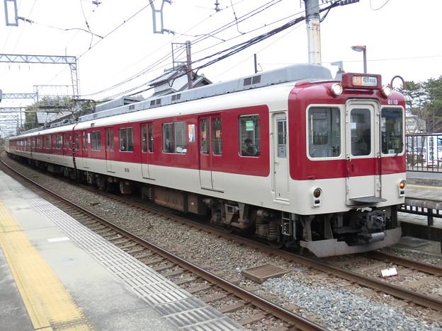 近鉄:8600系(8616F)・9020系(9027F)-01