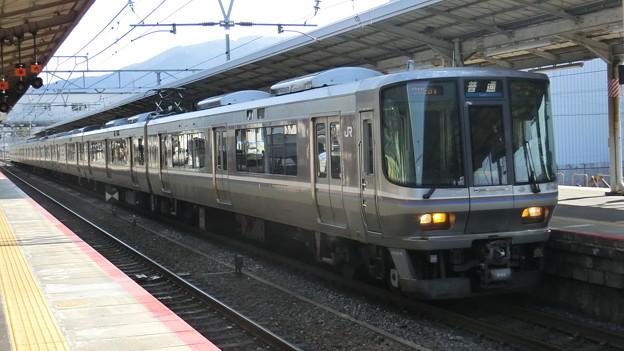 JR西日本:223系(W019)-01