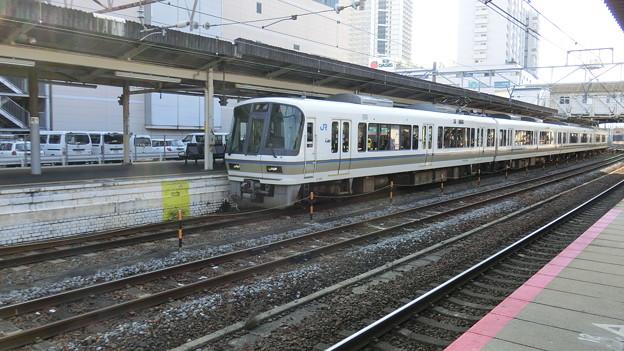 JR西日本:221系(K20)-01