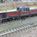 模型:JR貨物DD51形-03