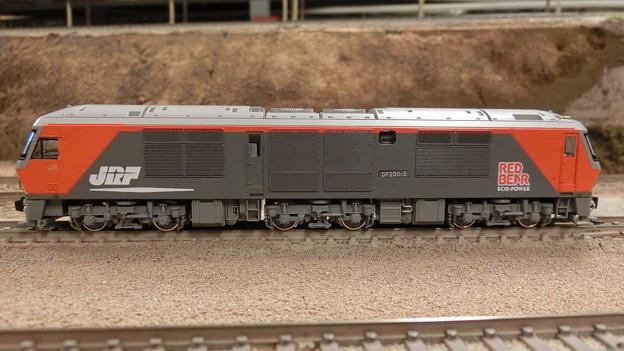 模型:JR貨物DF200形-02