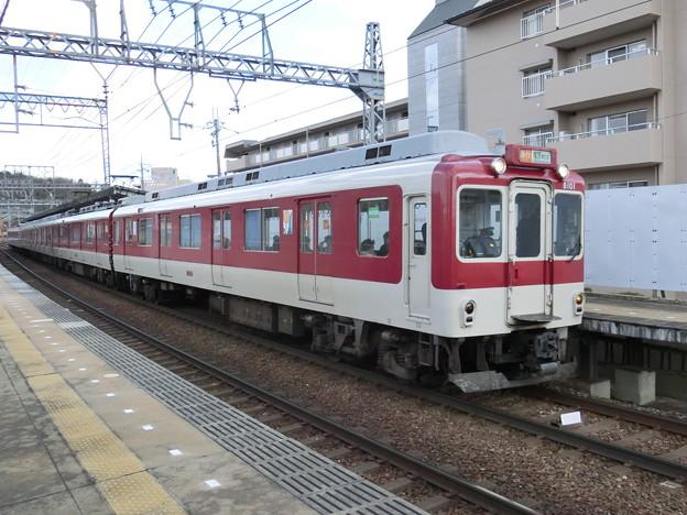 近鉄:8600系(8151F)・1252系(1263F)-01