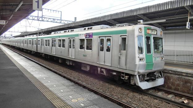 京都市交通局:10系(1117F)-01