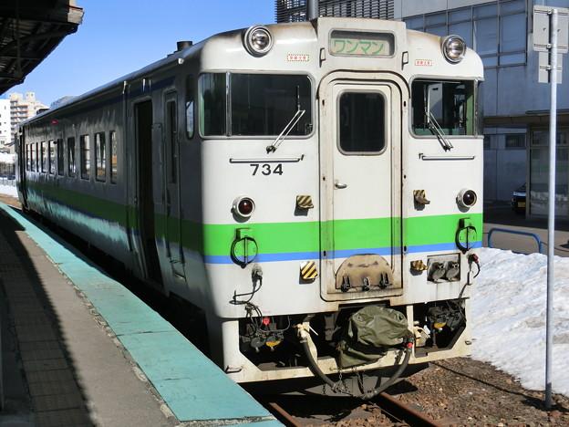 JR北海道:キハ40形-01