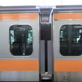 E233系0番台の優先座席ステッカーの貼る位置-04