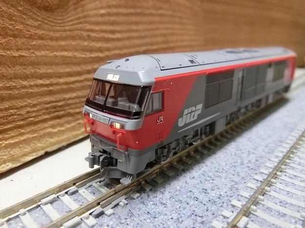 模型:JR貨物DF200形-03