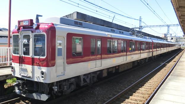 近鉄:2610系(2622F)・2410系(2426F)-01