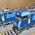 EH200形ムサシノモデル製とTOMIX製-01
