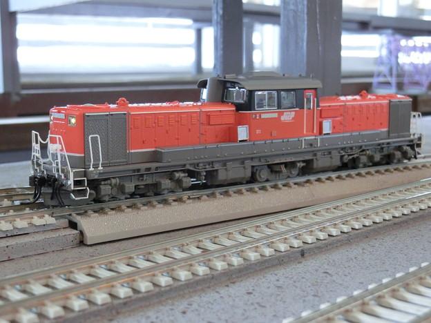 模型:JR貨物DD51形(1808)-01
