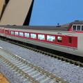 模型:JR西日本 381系-05(ゆったりやくも)