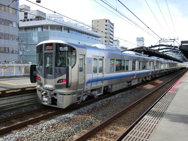 JR西日本:225系(HF431)・223系(HE415)-01
