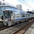 Photos: JR西日本:225系(HF431)・223系(HE415)-01