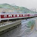 模型:近鉄1252系・8000系-03