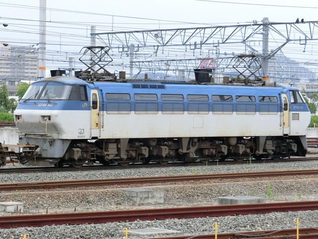 JR貨物:EF66形100番台-01