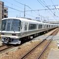 Photos: JR西日本:221系(C001・B004)-01