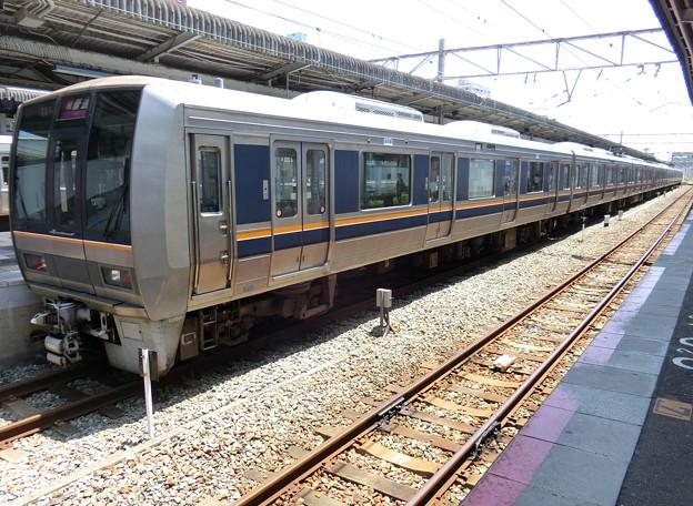 JR西日本:207系1000番台(S46)-01