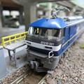 模型:JR貨物EF210形-05