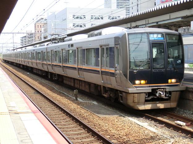 Photos: JR西日本:321系(D17)-01