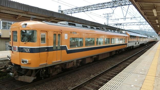 近鉄:30000系(30205F)・12400系(12401F)-01