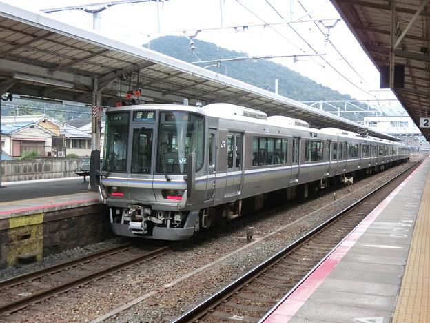 Photos: JR西日本:223系(J001)-01