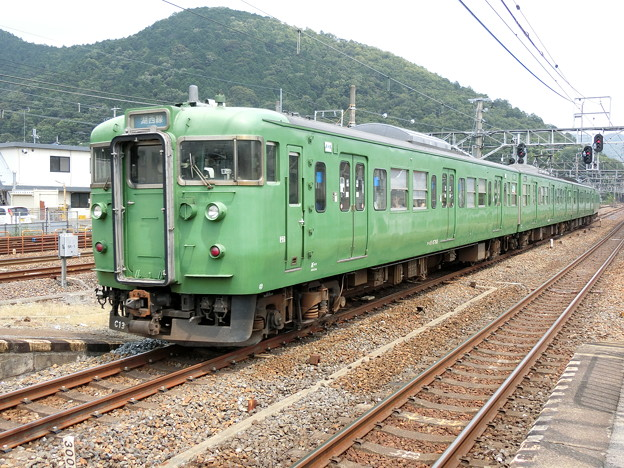 JR西日本:113系(C13)-01