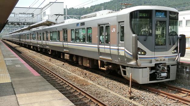 JR西日本:225系(Y5)・223系(W037)-01
