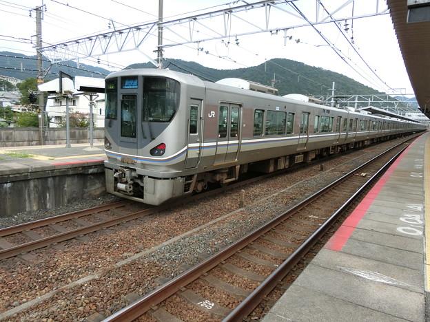 Photos: JR西日本:225系(I003)・223系(V033)-01