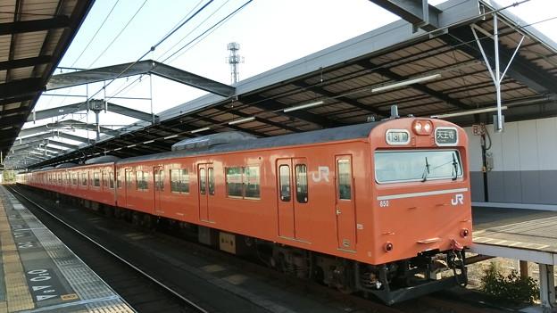 JR西日本:103系(LA05)-04