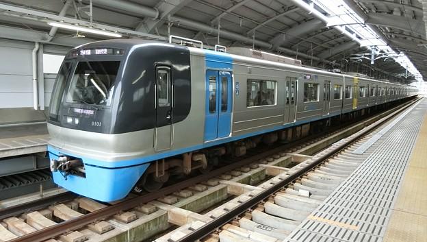 写真: 千葉ニュータウン鉄道:9100形-04