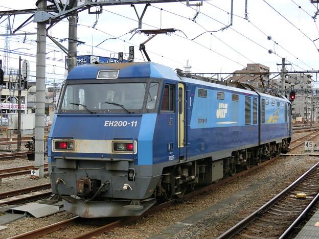 JR貨物:EH200形-01