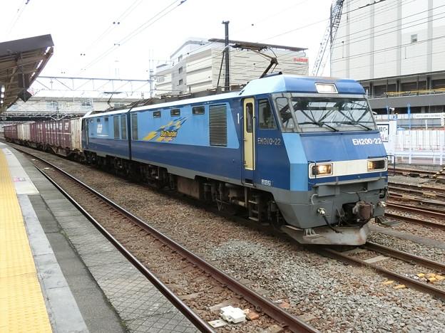 JR貨物:EH200形-02
